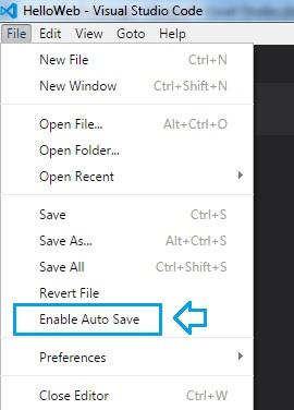 VisualStudioCode_EnableAutoSave