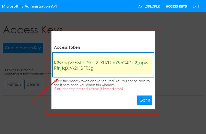 9-access-key-generated