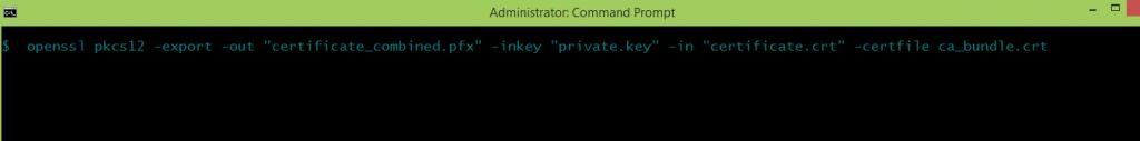 OpenSSL-Command